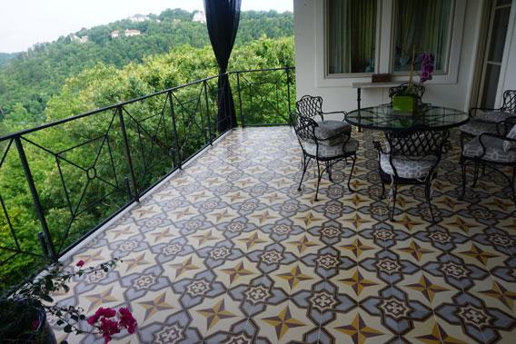 Outside Tiles Patios