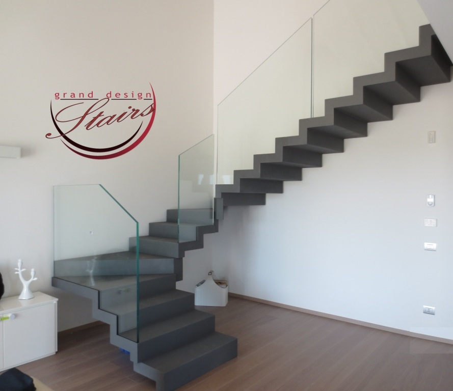 How Do Zig Zag Staircases Work Zig Zag Stairs Design Costruction | Folding Staircase Steel Design | Stair Railing | Loft | Glass Railing | Spiral Staircase | Handrail