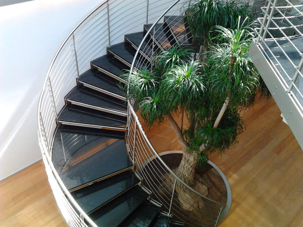Custom Curved Staircases Models Prices Curved Stairs Costs | Black Granite Staircase Designs | Marble | Polished Granite | Floor Stair Circular | Kota Stone Staircase | Jet Black