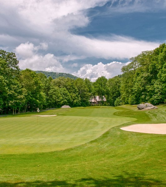 Our Golf Courses    Grandfather Golf   Country Club     Linville  NC