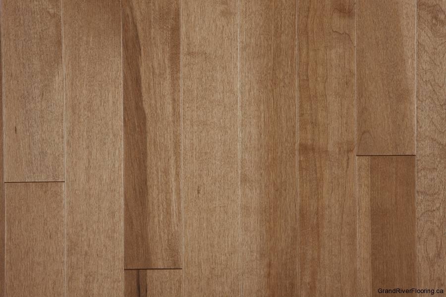 White Kitchen Oak Floors