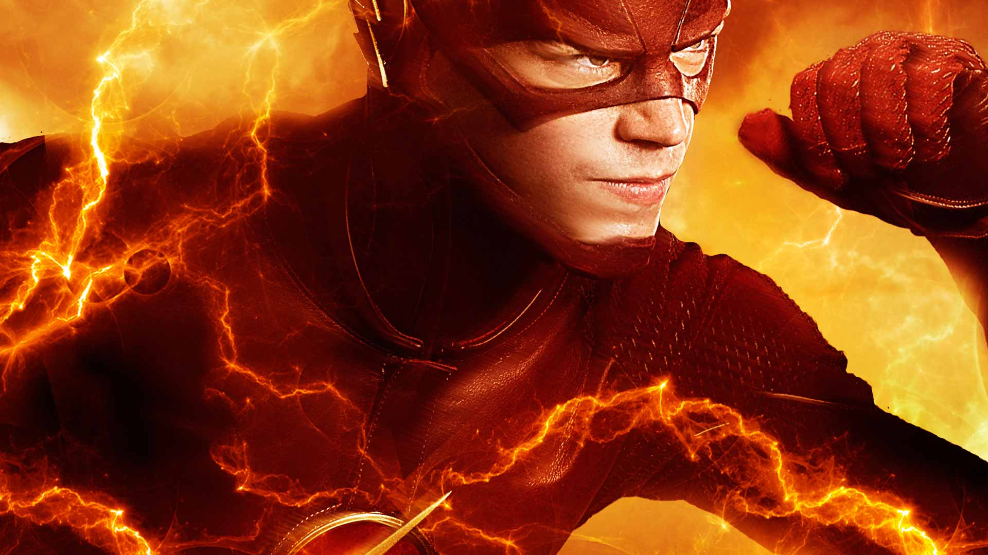 Barry Allen Flash Cw