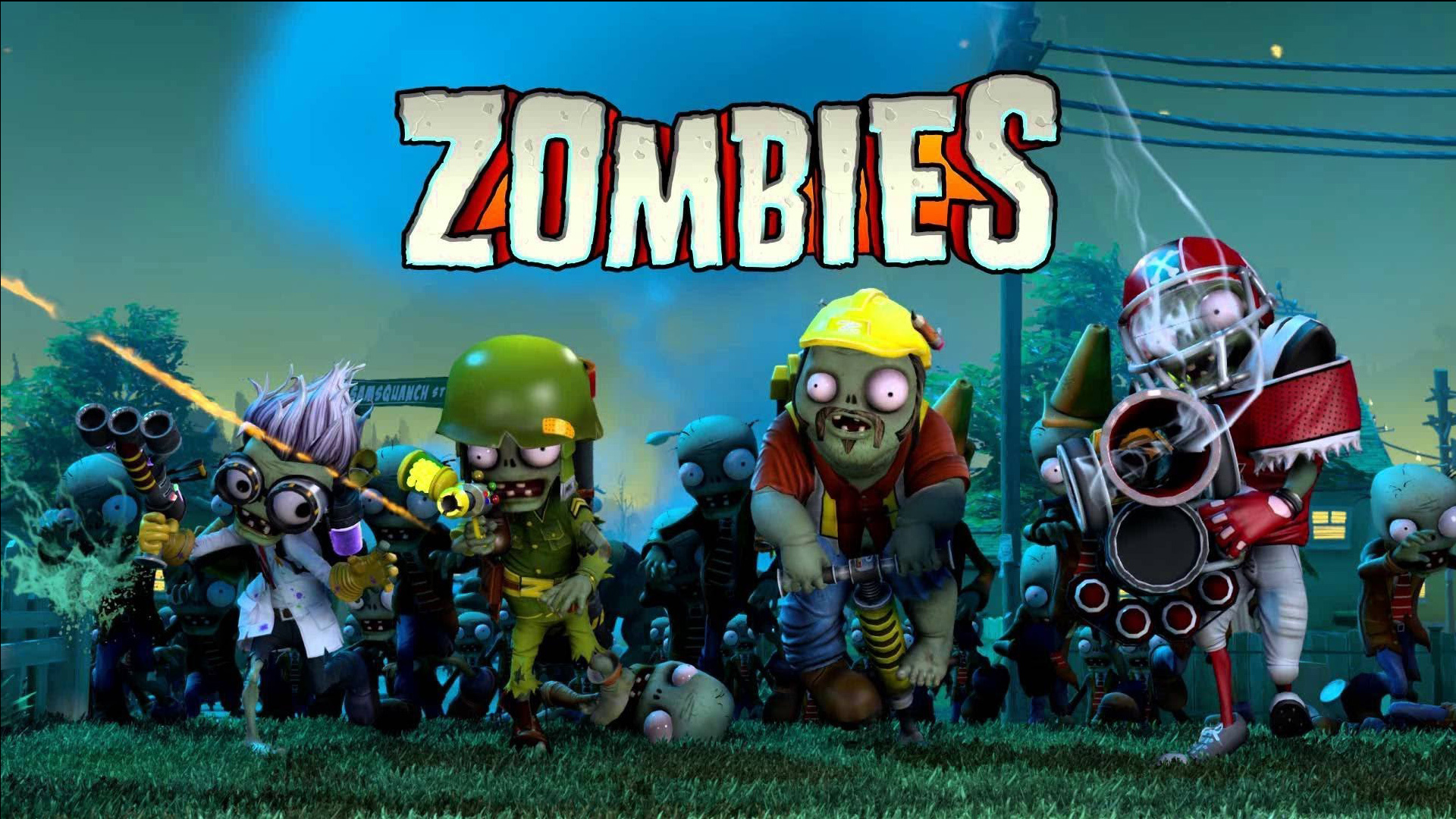 Plants Vs Zombies Free
