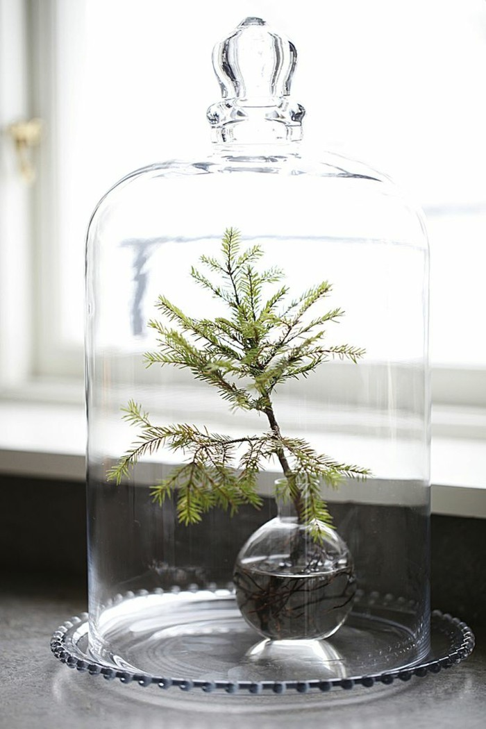 40 Christmas Decorate For The Holidays With Bell Jars Gravetics