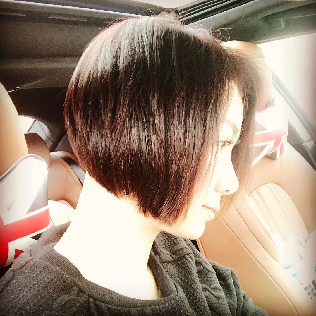 30 Sport A Chic Look With One Of The Most Fashionable Bob