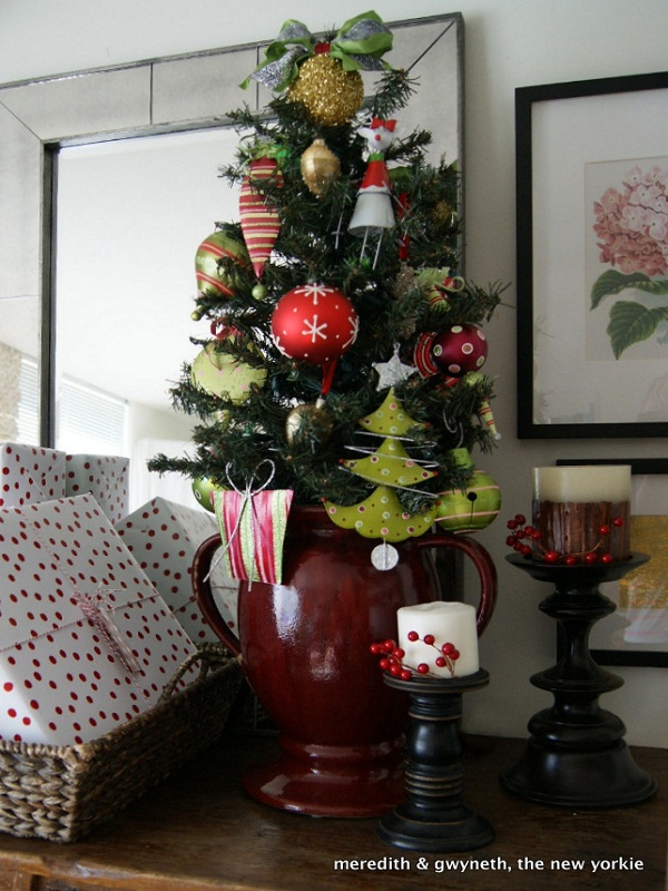 Christmas Office Decorating Ideas