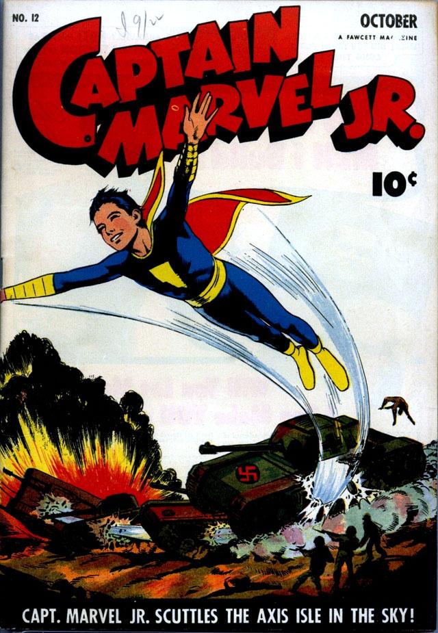 Cartoon Captain Midnight