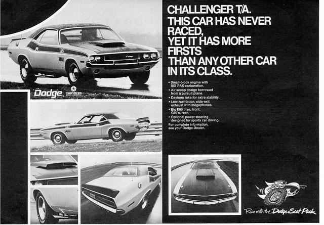 Challenger 1970 Dodge Daytona