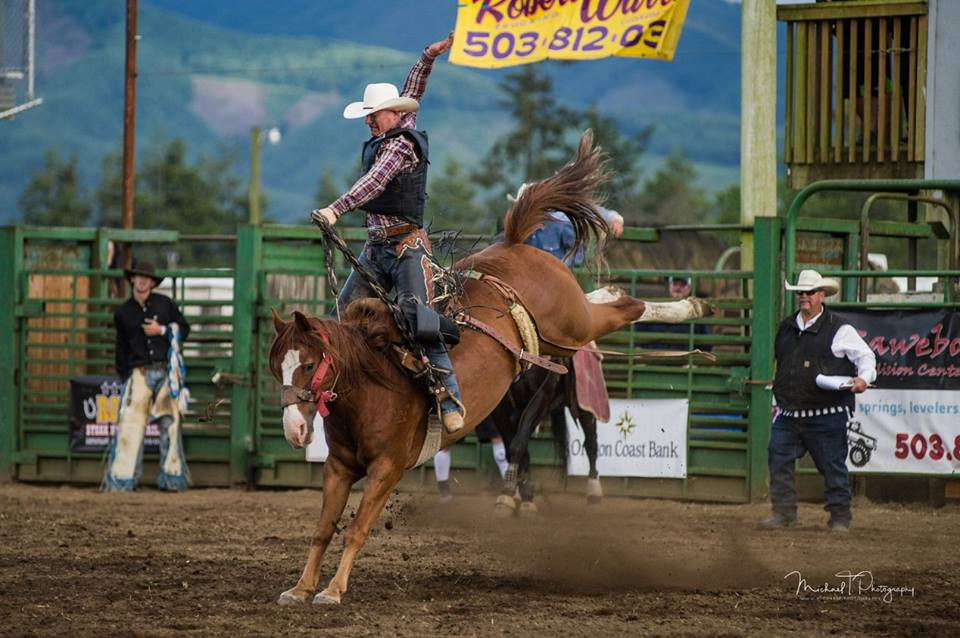 Clash Of The Cowboys Rodeo Brings Wild Ride To Grays