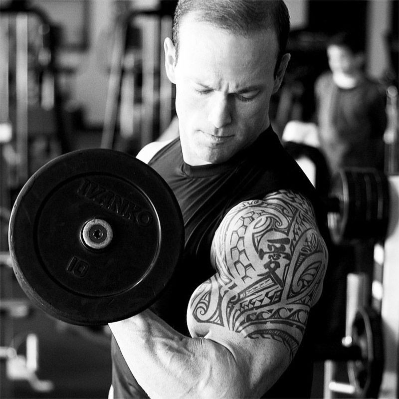 Bryan Renshaw Height Weight Personal Trainer