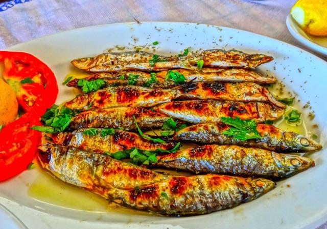 Fish Restaurants Around Me