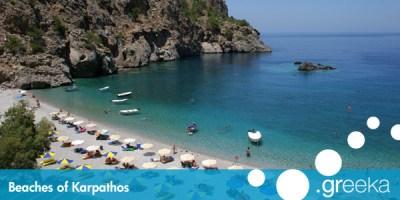 Best 18 Beaches in Karpathos island - Greeka.com - Page 2