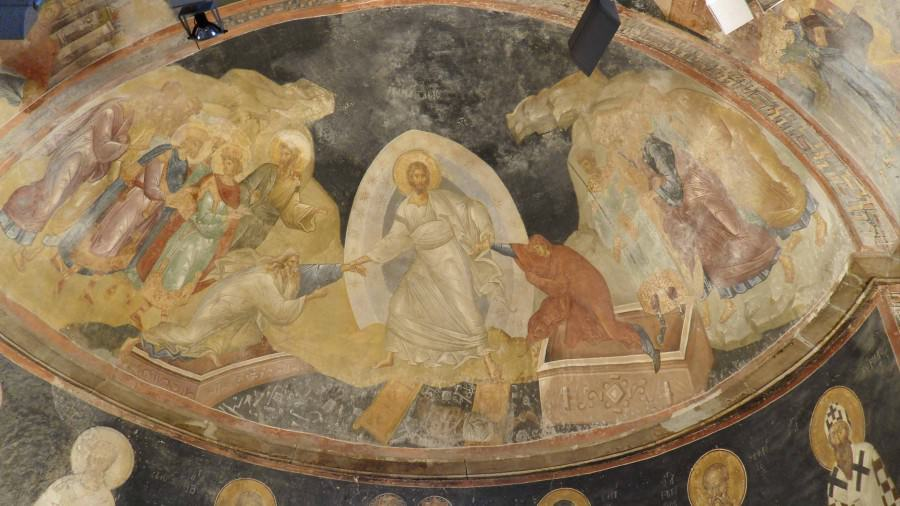 The Meaning Of The Icon Of The Resurrection In The