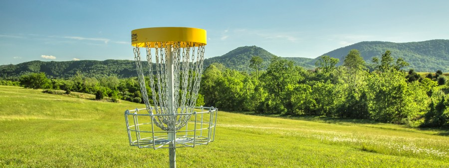 Greenfield Disc Golf Course