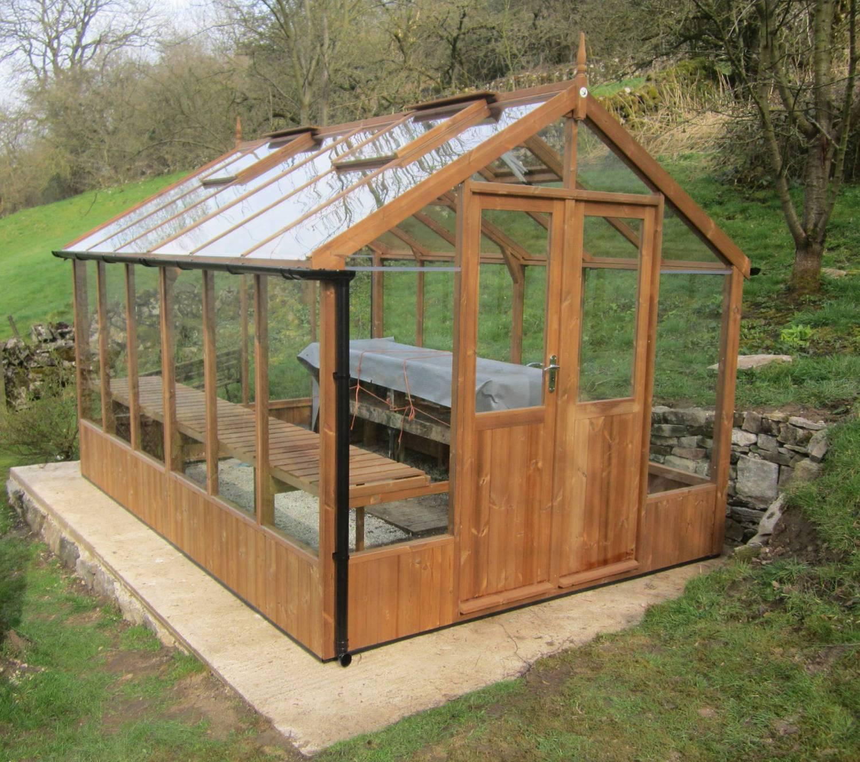 Diy Garden Shed Plans Uk