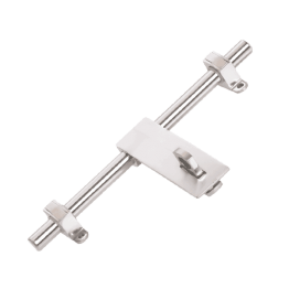 Stainless Steel Aldrop - Square