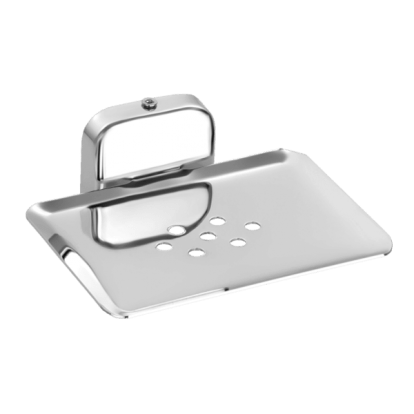 SS Soap Case, Square Soap Holder | The Green Interio