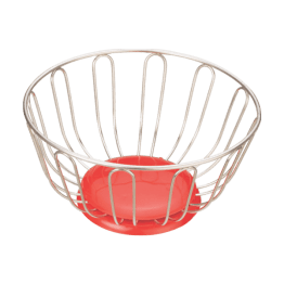 SS Wire Fruit Basket