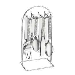 Kitchen Cutlery Set Stainless Steel