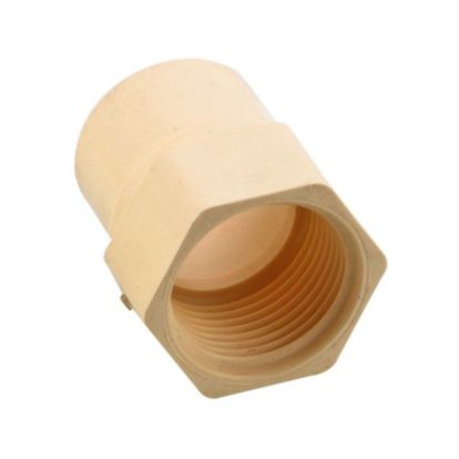 C PVC Threaded Female Adapter, Female Adapter C PVC for hot line - The Green Interio