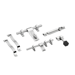 Zinc Door Accessories Kit