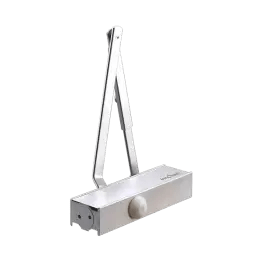 Aluminium Door Closers with 75 kg capacity