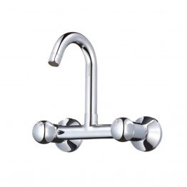 Apple Collection Swining Spout Sink Mixer Spout - Green Interio