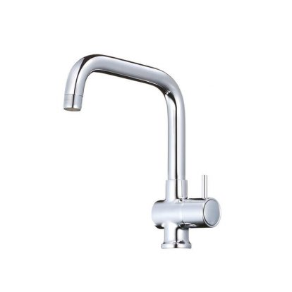 Kitchen Sink Cock Extended Swinging Spout | The Green Interio Bathroom Fittings Store