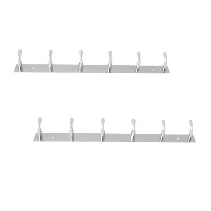 Multiple robe hook rack - The Green Interio
