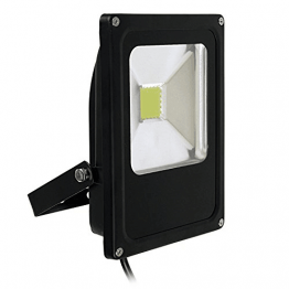 Green Interio Slim Model White Led Flood Light 25W-50W-85W
