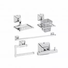 SS304 Bathroom Accessories Set, Bathroom Accessories Set SS 304
