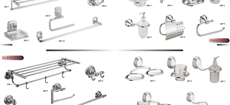 Why buy these Stainless Steel Bathroom Accessories online ...