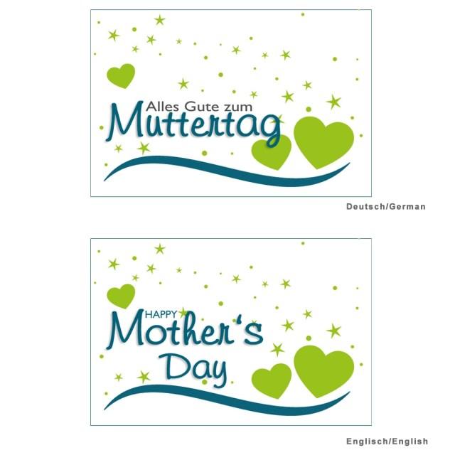 Öko Geschenkgutschein zum Muttertag | Greenpicks
