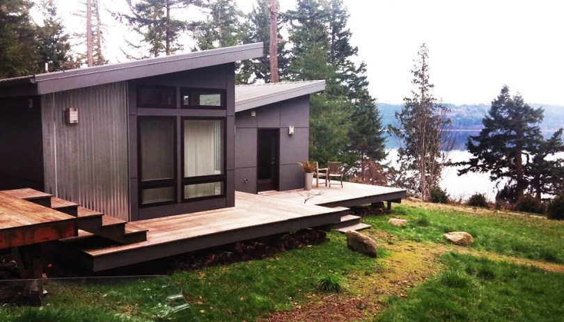 SEATTLE MODULAR HOMES     custom designed homes