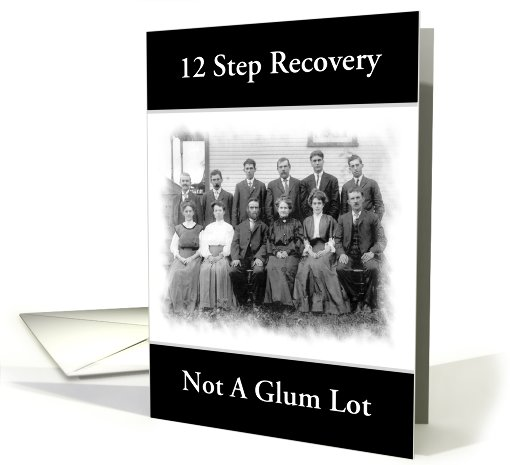12 Step Recovery Birthday