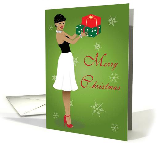 African American Sayings Christmas Card