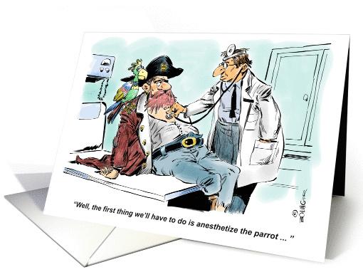 Cards Luck Good Surgery