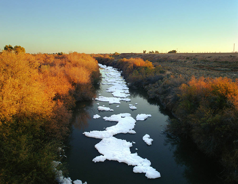 New Mexicali River Pollution