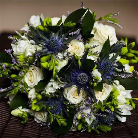 Brides Flowers Gretna S Only Flower Shop The Gretna Flower Basket