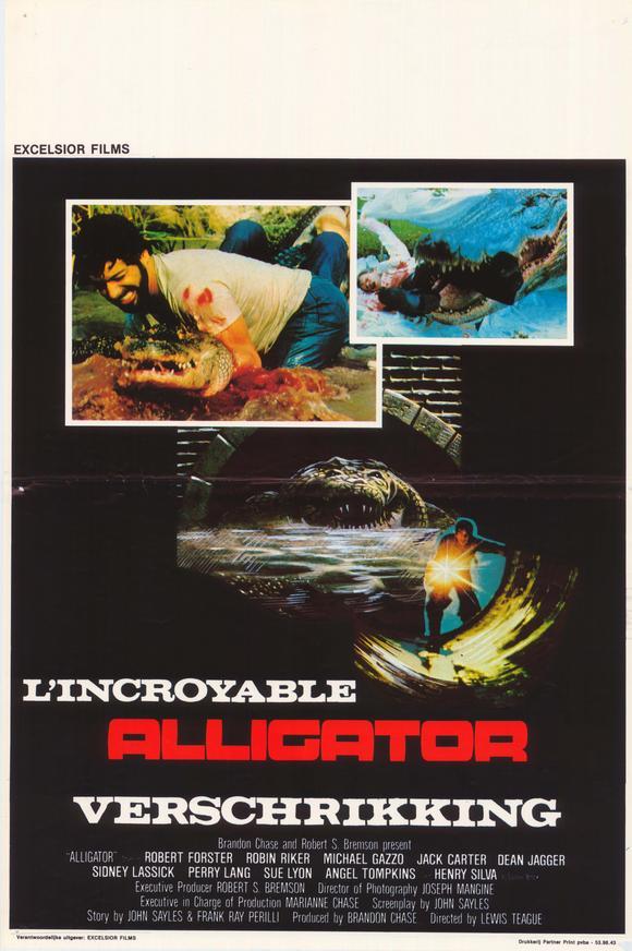 Alligator 1980 The Deuce
