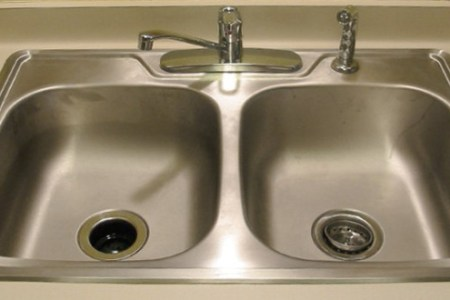 Clean Your Kitchen Sink   Groomed Home Clean Your Kitchen Sink