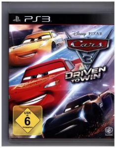 Cars 3  Driven To Win   Cars 3  Driven to Win   WARNER BROS     Ps3 Funracer