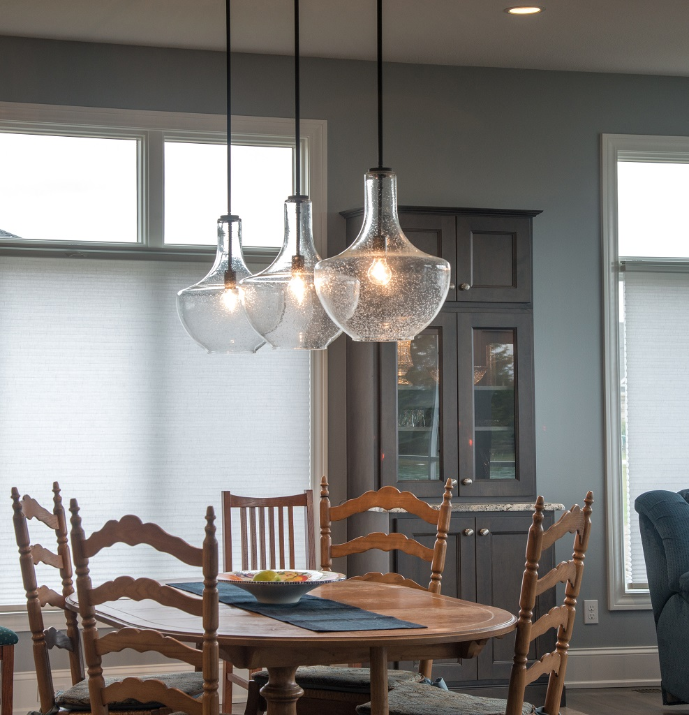 Kichler Everly Pendant In Kitchen Gross Electric