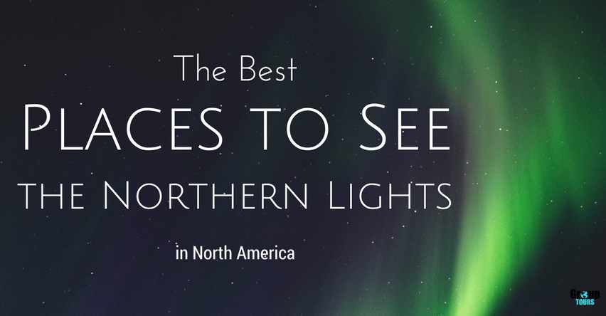 Best Place See Northern Lights Usa