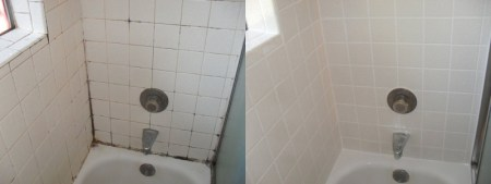 Services The Grout Doctor     Tile Regrouting