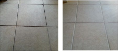 Regrouting The Grout Doctor     Tile Regrouting