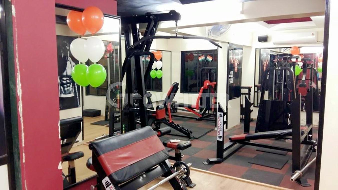 Olympia Gym Borivali East Mumbai Gym Membership Fees