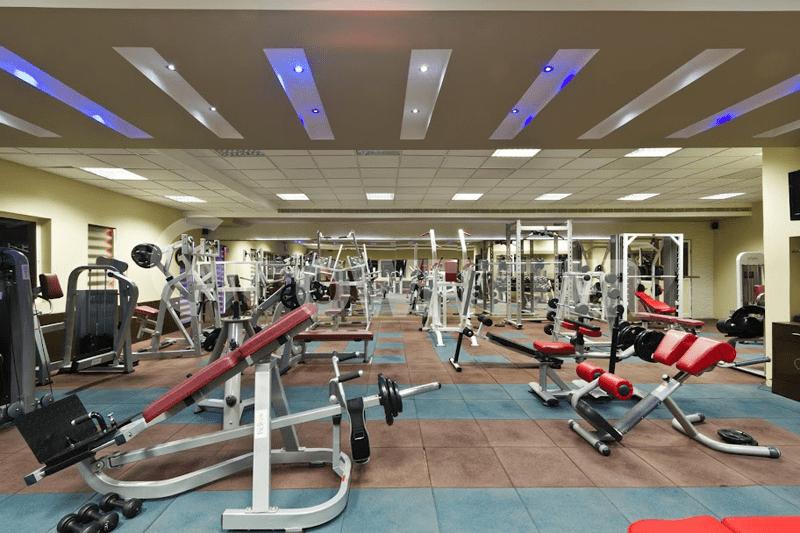 Helios Fitness Center Jubilee Hills Hyderabad Gym