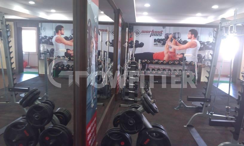 Workout Plus Electronic City Bangalore Gym Membership