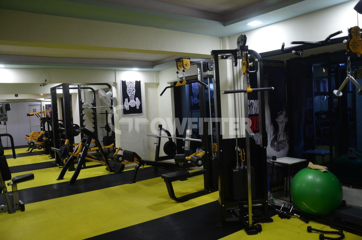 Bodyfuel Hardcore And Fitness Dombivli East Mumbai Gym
